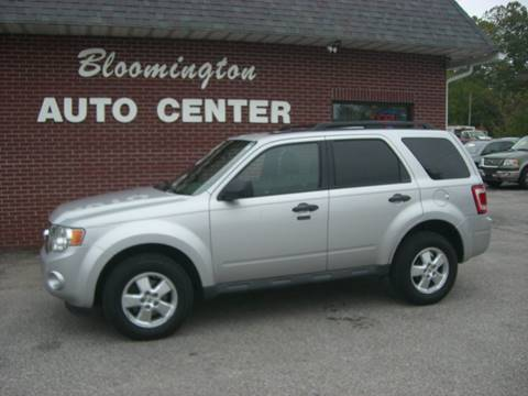 2009 Ford Escape for sale in Bloomington, IN