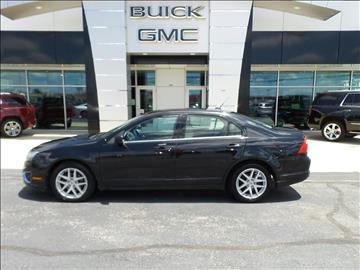 2010 Ford Fusion for sale in Mount Vernon, IL