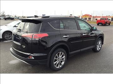 2016 Toyota RAV4 for sale in Mount Vernon, IL