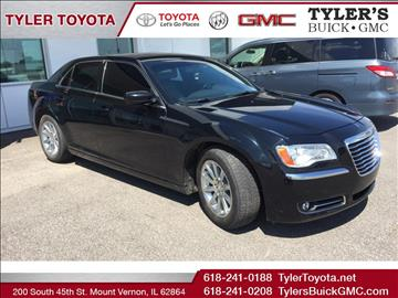 2013 Chrysler 300 for sale in Mount Vernon, IL