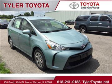 2017 Toyota Prius v for sale in Mount Vernon, IL