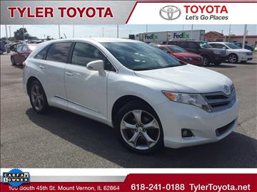2014 Toyota Venza for sale in Mount Vernon, IL
