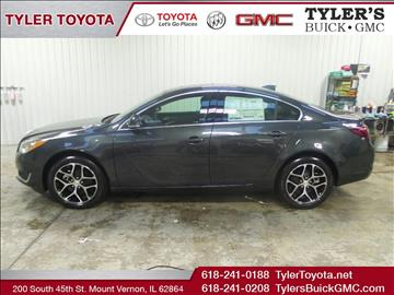 2017 Buick Regal for sale in Mount Vernon, IL