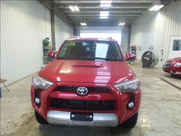 2016 Toyota 4Runner for sale in Mount Vernon, IL