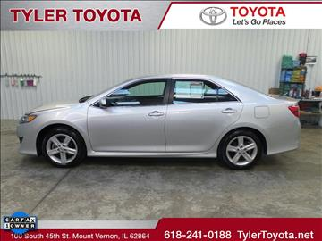 2014 Toyota Camry for sale in Mount Vernon, IL