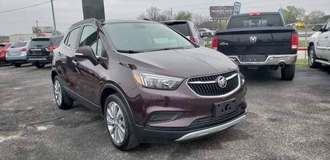 2018 Buick Encore for sale in Houston, TX