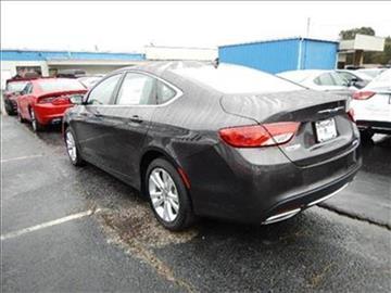 2016 Chrysler 200 for sale in Brewton, AL