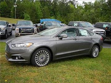2014 Ford Fusion for sale in Brewton, AL