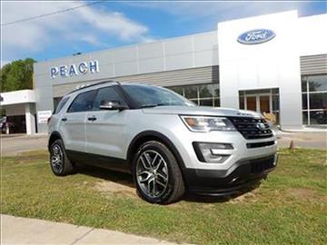 2017 Ford Explorer for sale in Brewton, AL