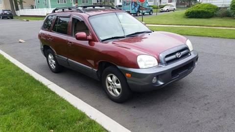 2005 Hyundai Santa Fe for sale in Linden, NJ