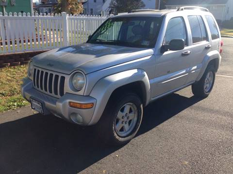 2002 Jeep Liberty for sale in Linden, NJ
