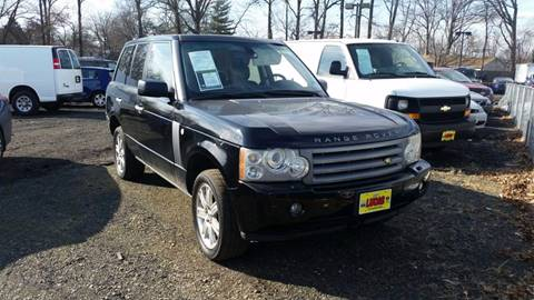 2006 Land Rover Range Rover for sale in Linden, NJ
