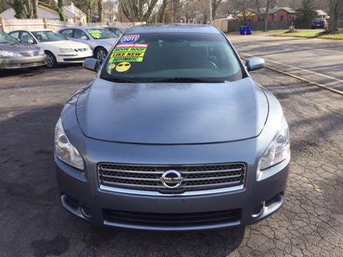 2011 Nissan Maxima for sale in Rockland, MA