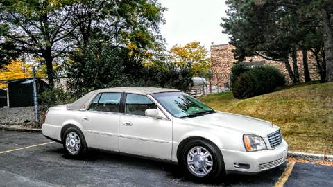 2001 Cadillac DeVille for sale in Schaumburg, IL