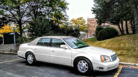 2001 Cadillac DeVille for sale in Schaumburg, IL