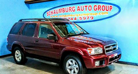 2004 Nissan Pathfinder for sale in Schaumburg, IL