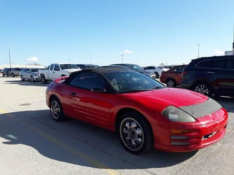 2002 Mitsubishi Eclipse Spyder for sale at Schaumburg Auto Group in Schaumburg IL