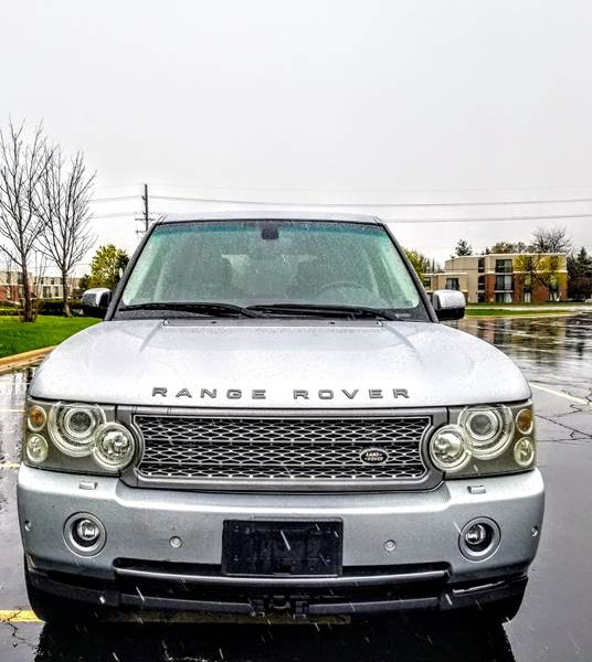 2007 Land Rover Range Rover Supercharged 4dr SUV 4WD In