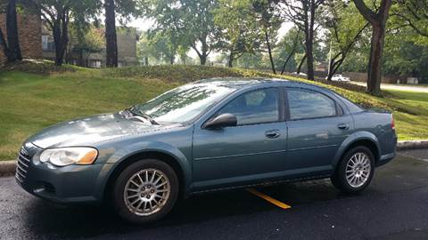 2006 Chrysler Sebring for sale at Schaumburg Auto Group in Schaumburg IL