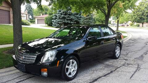 2003 Cadillac CTS for sale at Schaumburg Auto Group in Schaumburg IL