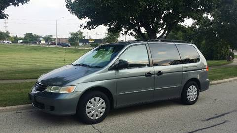 2002 Honda Odyssey for sale at Schaumburg Auto Group in Schaumburg IL