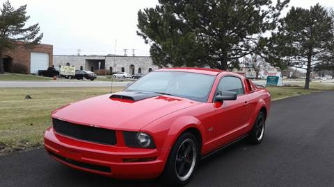 2006 Ford Mustang for sale at Schaumburg Auto Group in Schaumburg IL