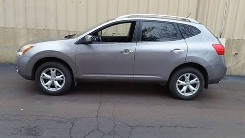 2010 Nissan Rogue for sale at Schaumburg Auto Group in Schaumburg IL