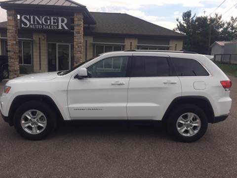 2016 Jeep Grand Cherokee for sale at Singer Auto Sales in Caldwell OH