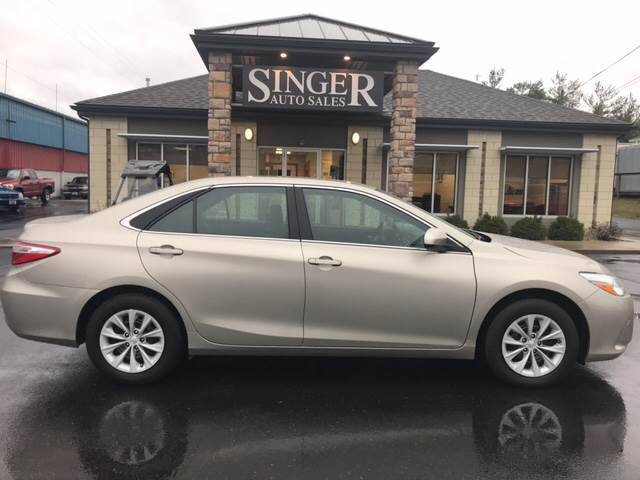 dallas camry toyota city large le auto tx inc used