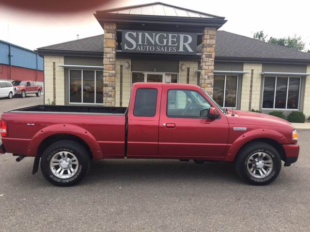 Auto City Sales >> 2011 Ford Ranger Sport In Caldwell OH - Singer Auto Sales