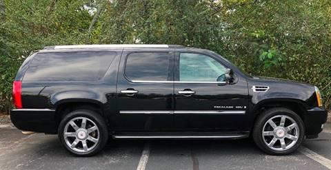 2009 Cadillac Escalade ESV for sale in Hixson, TN
