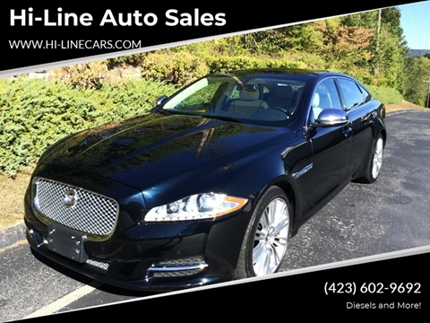 2011 Jaguar XJL for sale in Hixson, TN
