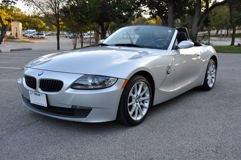 2006 BMW Z4 for sale in Austin, TX