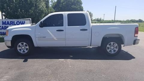 2009 GMC Sierra 1500 for sale in Marlow OK