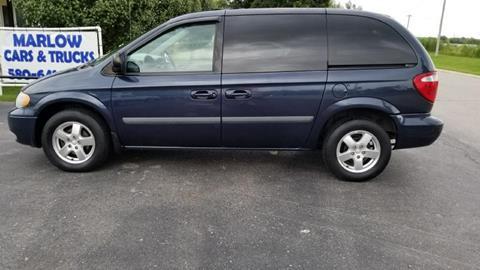 2007 Dodge Caravan for sale in Marlow, OK