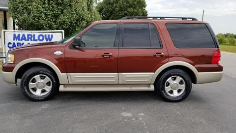 2006 Ford Expedition for sale in Marlow OK