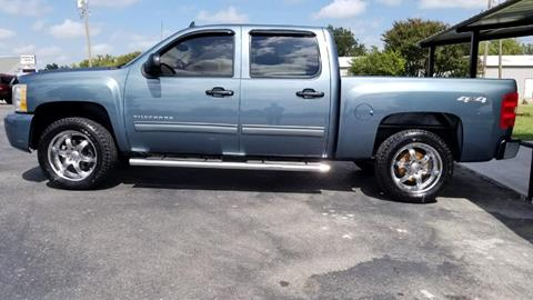 2011 Chevrolet Silverado 1500 for sale in Marlow OK