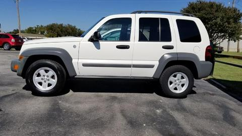 2005 Jeep Liberty for sale in Marlow OK