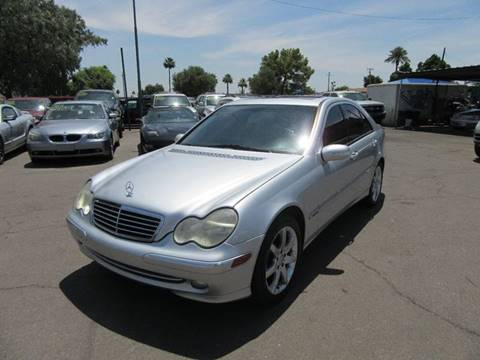 2003 Mercedes-Benz C-Class for sale in Phoenix, AZ