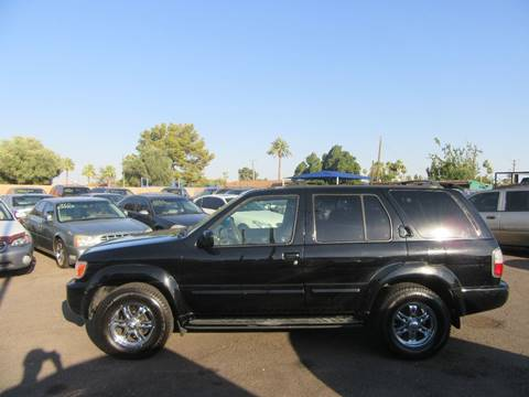 1999 Infiniti QX4 for sale in Phoenix, AZ