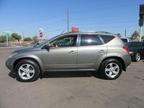 2003 Nissan Murano for sale in Phoenix, AZ