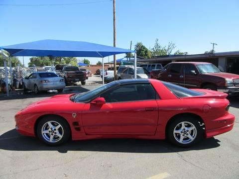 2002 Pontiac Firebird for sale in Phoenix, AZ