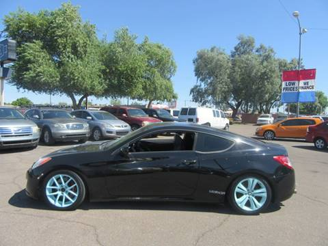 2011 Hyundai Genesis Coupe For Sale In Phoenix, AZ