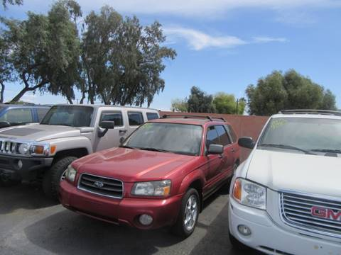 2003 Subaru Forester for sale in Phoenix, AZ