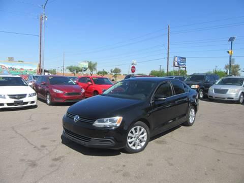 2014 Volkswagen Jetta for sale at Valley Auto Center in Phoenix AZ