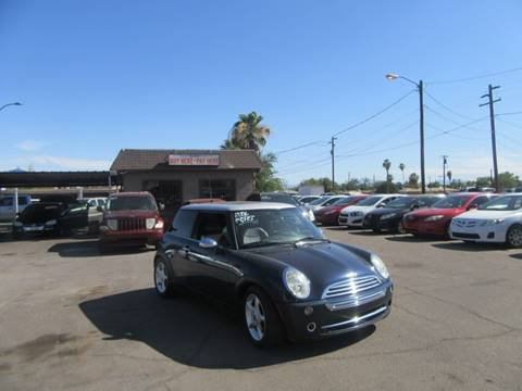 2006 MINI Cooper for sale at Valley Auto Center in Phoenix AZ