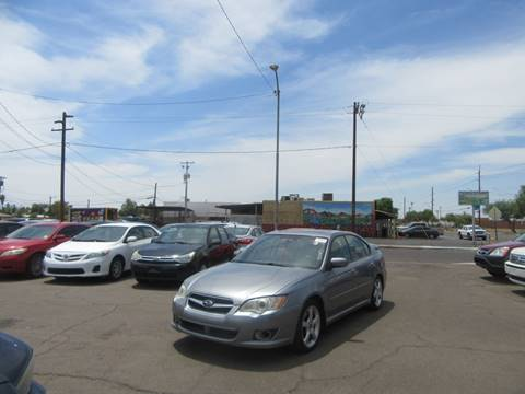 2008 Subaru Legacy for sale at Valley Auto Center in Phoenix AZ
