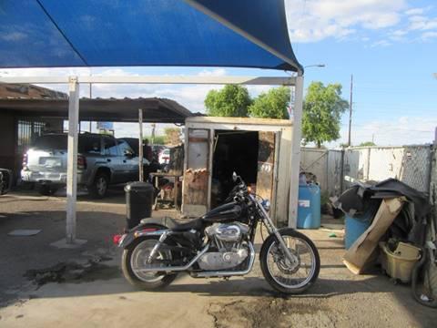 2008 Harley-Davidson XL883C for sale at Valley Auto Center in Phoenix AZ