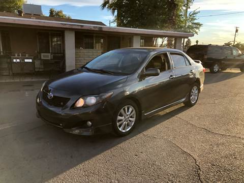 2010 Toyota Corolla for sale at Valley Auto Center in Phoenix AZ