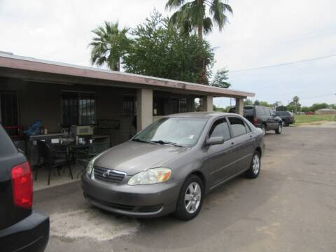 2005 Toyota Corolla for sale at Valley Auto Center in Phoenix AZ